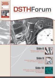 Side 6 Side 9 Side 18 - Dansk Selskab for Trombose og Hæmostase