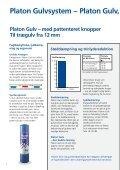 Platon Gulvsystem - Isola - Page 6