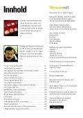 2003-5/6 - Museumsnytt - Page 2