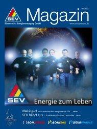 Kundenmagazin 2. Quartal 2013 - Sömmerdaer Energieversorgung ...