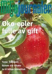 Miljøjournalen 8-2006 - Norges Naturvernforbund