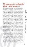Sammen - Samvirkende Menighedsplejer - Page 3