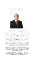 Michael Rasmussen - Dansk Ejendomsmæglerforening