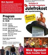 Julefrokost 2013 - Gadbjerg