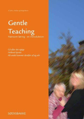 Gentle Teaching - Sødisbakke