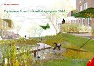 Trylleskov Strand - Kvalitetsprogram 2010 - Solrød Kommune