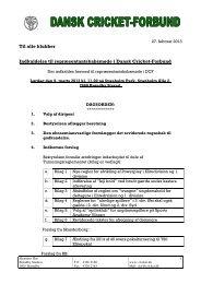 Dagsorden og Indkaldelse til REP-møde 09 marts 2013