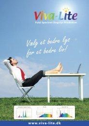 Download... - Viva-Lite produkt oversigt