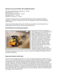 Nicolaisen & Larsen A/S udstiller i 2011 på følgende dyrskuer - Jcb.dk