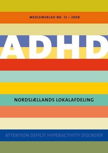 NORDSJæLLANDS LOKALAFDELING ATTENTION DEFICIT ...