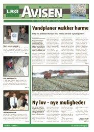 LRØ-Avisen nr. 1 - 25. januar 2011
