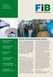 FiB nr. 16 - oktober 2006 - Biopress