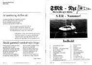 SMK-Nyt særnummer - Silkeborg Motorbåd Klub