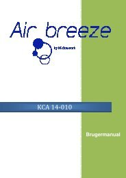 Air Breeze KCA 14 - 010 - KC Danmark