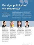Politisk interesse Kan akupunktur betale sig? - Danske Akupunktører - Page 5