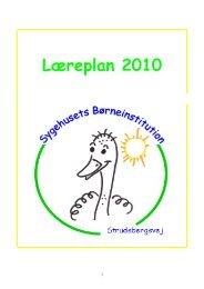 Læs hele læreplanen - Slagelse Kommune