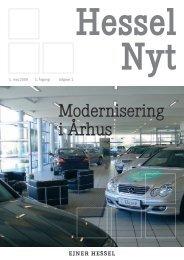 HesselNyt Maj - my-design.dk