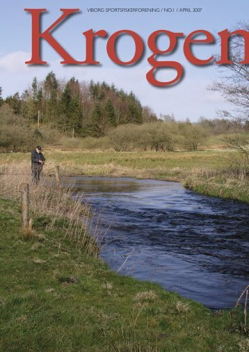 """""""Krogen"""" - april 07 - Viborg Sportsfiskerforening"""