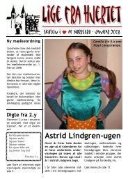 Astrid Lindgren-ugen - Sankt Ansgars Skole