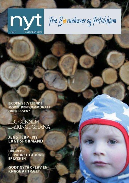 Hent NYT, december 2008 - Frie Børnehaver og Fritidshjem