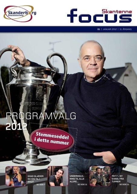 Medlemsblad 1 - 2012 - Skanderborg Antenneforening