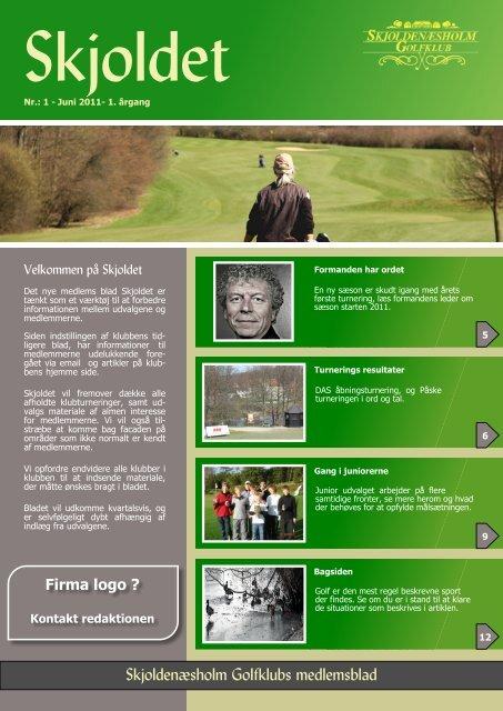 Skjoldet 1 (pdf) - Proark Golf