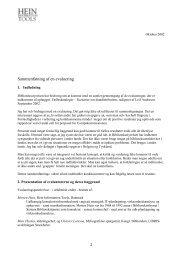 Opsummeringer af evalueringer.pdf - Kulturstyrelsen
