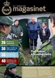 magasinet - Hjemmeværnet
