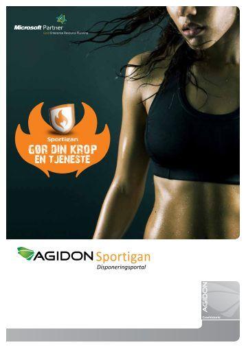 Sportigans Disponeringsportal - Agidon