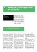 DRs public service-redegørelse 2012 - Page 5