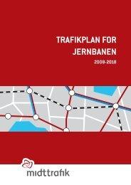 TRAFIKPLAN FOR jeRNbANeN - Midttrafik