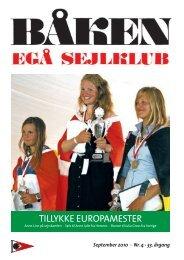 September 2010 - Egå Sejlklub