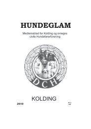 Klubbladet Juli 2010 - DcH Kolding