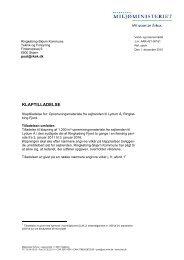 KLAPTILLADELSE - WebKontrol V.5 | Bakuri A/S