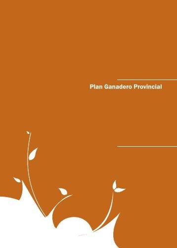 Plan Ganadero Provincial - COPADE