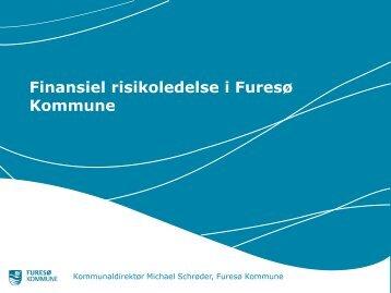Markedsværdien af kommunens finansielle arrangementer ... - primo