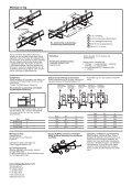 Montagevejledning Z- og C-åse - Page 2