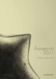 Årsrapport 2011 - Aarhus Vand