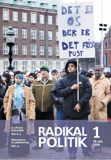 18. jan. 2006 - Radikale Venstre