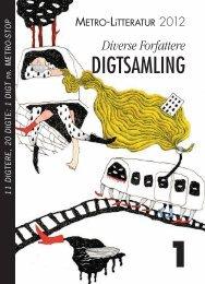 DIGTSAMLING - Metro Litteratur
