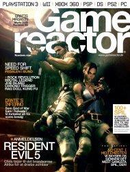 RESIDENT EVIL5 - Gamereactor