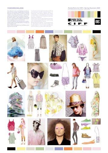 TOMORROWLAND - Fashion Trendsetter