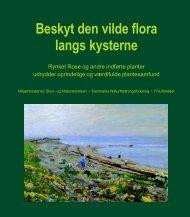 Beskyt den vilde flora langs kysterne - Naturstyrelsen