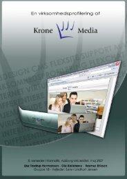 19/6 2007 - ECTS 24.0 (PDF in danish - 1.83mb - Rocha.dk