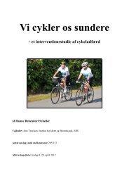 Vi cykler os sundere (speciale) - Kræftens Bekæmpelse