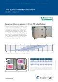 TIME ec med roterende varmeveksler - Leveringtid kun ... - Systemair - Page 2