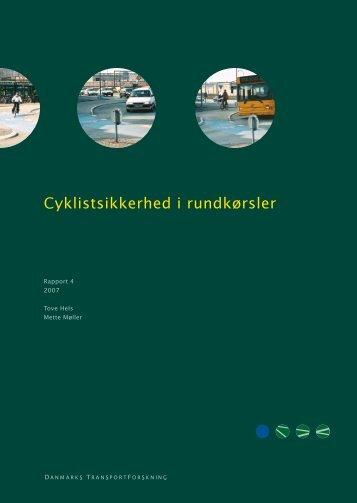Rundkørsler er ikke sikre for cyklister - Cykelviden
