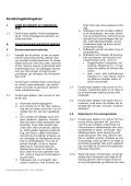 ERHVERVS- OG PRODUKTANSVAR - Thisted Forsikring g/s - Page 5