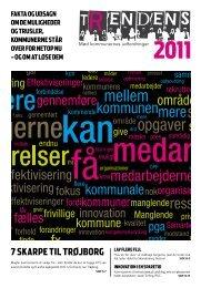 7 skarpe til trøjborg - ffUK – Foreningen for Udviklingskonsulenter