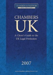 Forsters LLP 4pp.qxd - Chambers and Partners